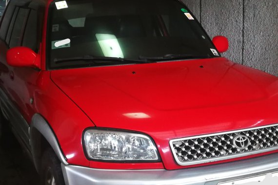 Used Red 1998 Toyota RAV4  for sale