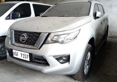 Second hand White 2019 Nissan Terrano for sale