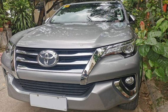 2017 Toyota Fortuner SUV / Crossover at cheap price