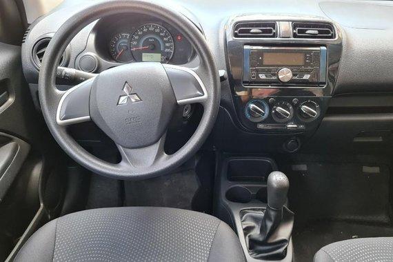 Mitsubishi Mirage G4 2019