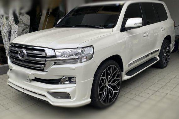 Used 2016 Toyota Land Cruiser VXTD Euro Version