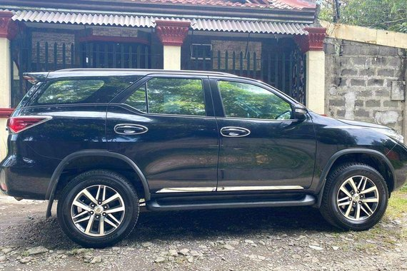 Used 2016 Toyota Fortuner  for sale in good condition
