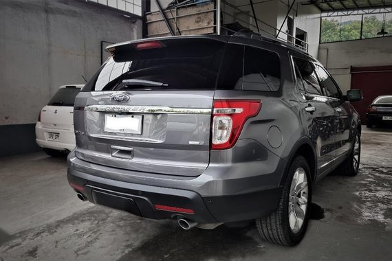 Ford Explorer 2014 Automatic