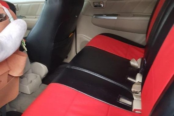 Black Toyota Fortuner 2006 for sale in General Trias