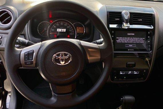 Toyota Wigo 2021 for sale Automatic