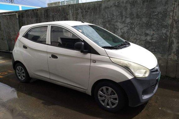 Hyundai Eon 2013 for sale in Manual