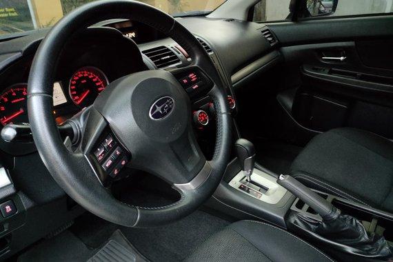 2014 Acquired SUBARU XV 2.0i Automatic
