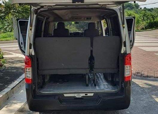 Selling Nissan Nv350 Urvan 2019