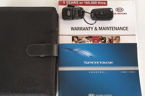 Selling Kia Sportage 2013