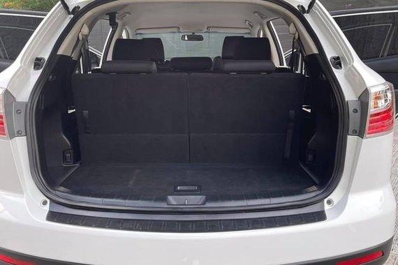 Sell White 2013 Mazda Cx-9