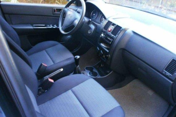 Brightsilver Hyundai Getz 2010 for sale in Manila