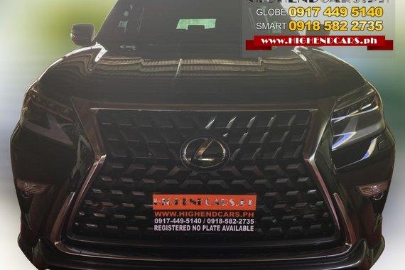 2021 LEXUS GX460, BRAND NEW, 4.6L V8 GAS, 6 SPD AUTOMATIC, 4X4, BULLETPROOF INKAS ARMOR