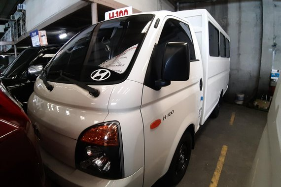 Pre-owned 2020 Hyundai H-100 Commercial for sale