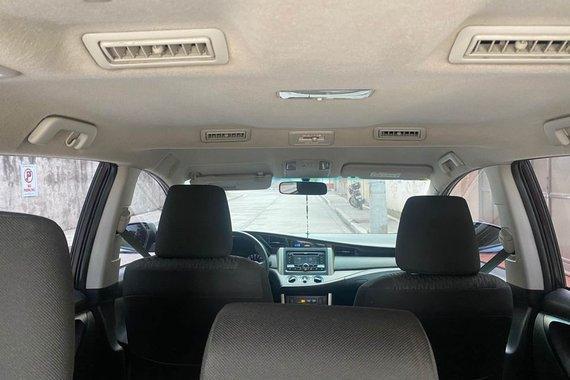 Toyota Innova E 2016 Automatic Transmission new look