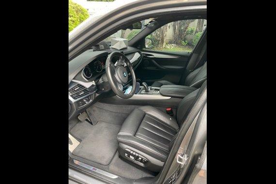 Selling Silver BMW X5 2018 in Muntinlupa