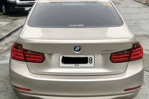 2014 BMW 318d 2.0 AT