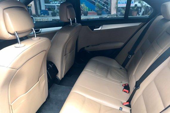 2013 Mercedes-Benz C200 Avantgarde