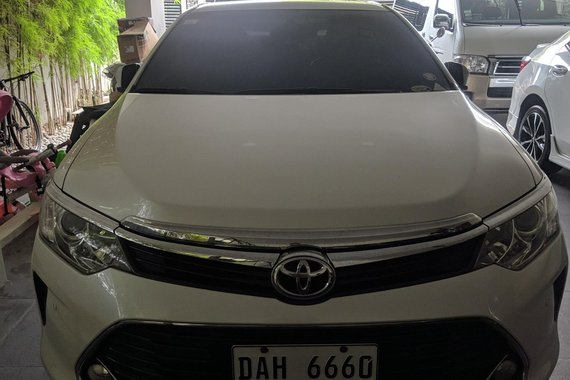 2018 Toyota Camry 2.5 G For Sale