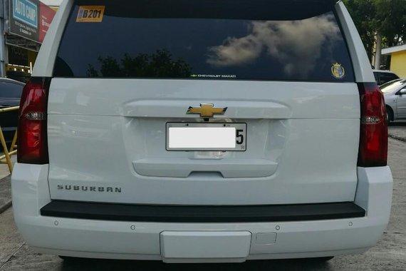 2019 Chevrolet Suburban 5.3 LT AT