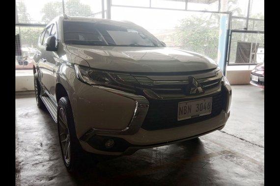 White Mitsubishi Montero Sport 2017 for sale in Marikina