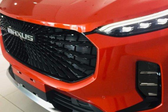 Get Your Brand New 2021 Maxus D60 Elite 1.5 AT | Iloilo City