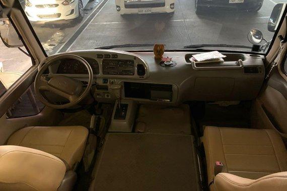 Sell White 2008 Toyota Coaster
