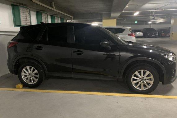 2013 Mazda CX-5 2.0L FWD SkyActive M/T