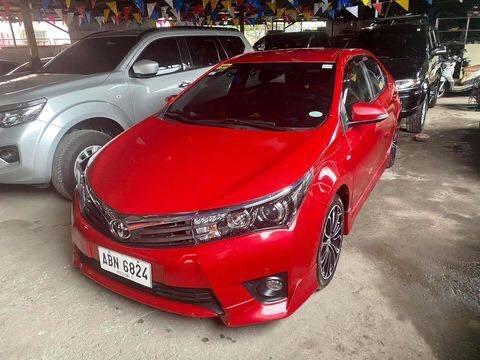 2015 1st owner, Cebu Unit , Lady Driven Toyota Altis V - Sport Limited Edition !