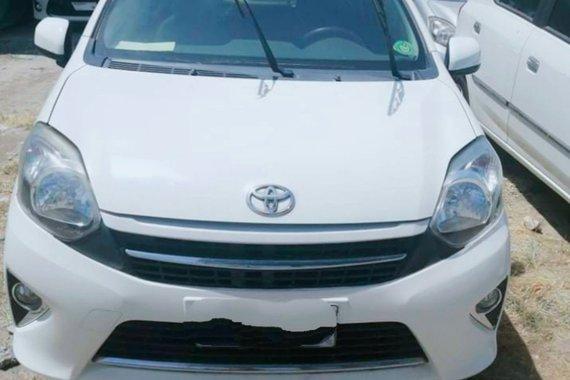 Good quality 2017 Toyota Wigo  for sale