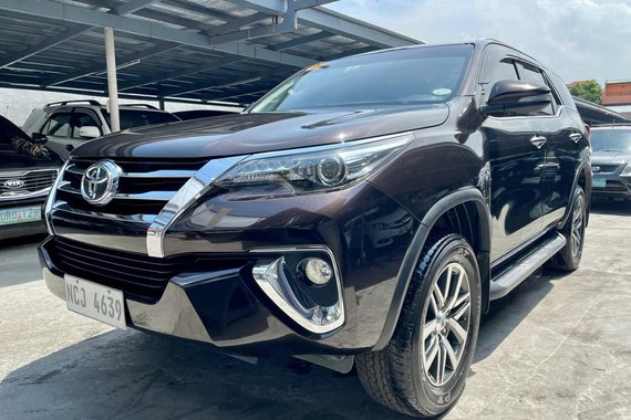 Toyota Fortuner 2016 V Diesel Automatic
