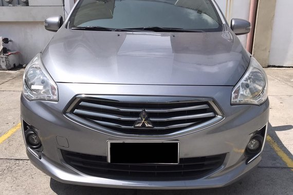 2016 Mitsubishi Mirage G4 GLS 1.2 CVT (Top of the Line) FOR SALE