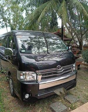2017 Toyota Hiace Van second hand for sale