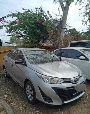 Selling Grey 2018 Toyota Vios Sedan affordable price