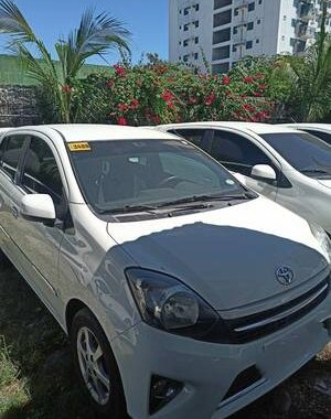 Used 2017 Toyota Wigo  1.0 G AT for sale in good condition