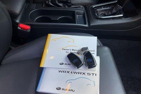 Subaru WRX 2018 for sale