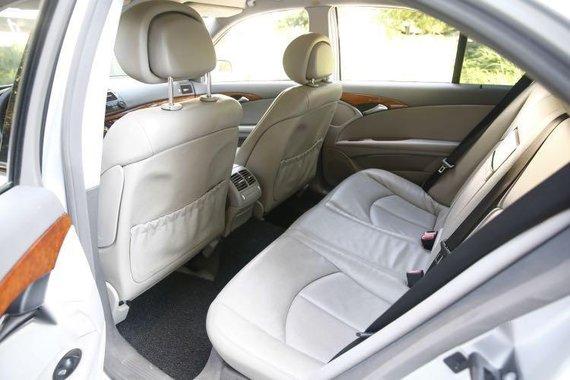 Brightsilver Mercedes-Benz E-Class 2008 for sale in San Mateo