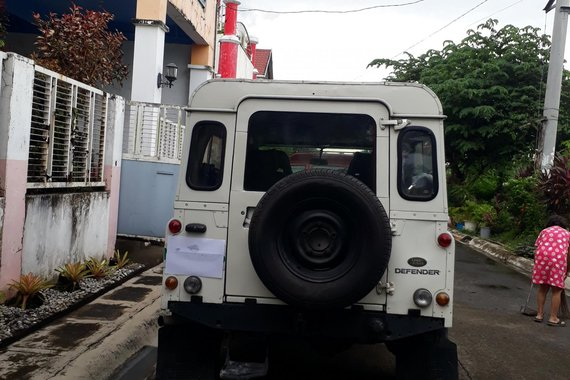 Sell used 1990 Land Rover Defender SUV / Crossover