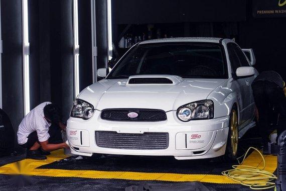 Selling Subaru WRX STI 2004