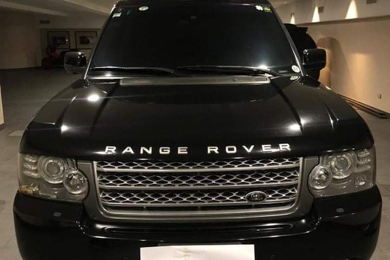 Used 2010 Range Rover Supercharge