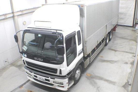 ISUZU GIGAMAX Aluminum Wing Van