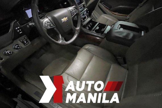 2016 Chevrolet Suburban LTZ 4x4
