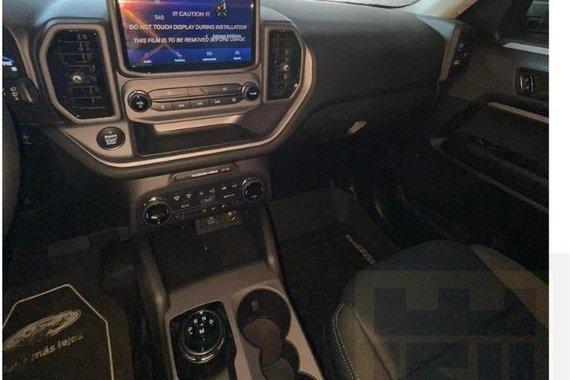 Orange Ford Bronco 2021 for sale in Makati
