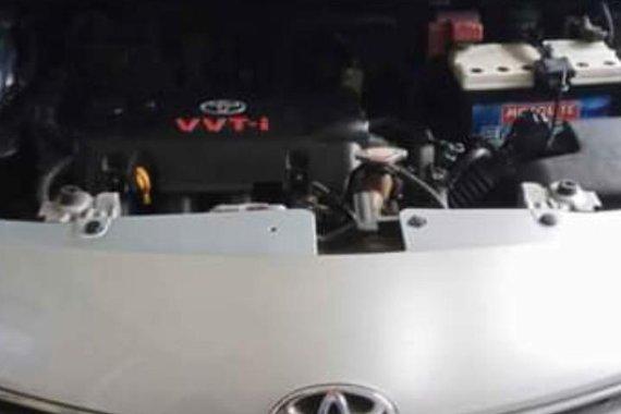 Selling Silver Toyota Vios 2012 in Las Piñas