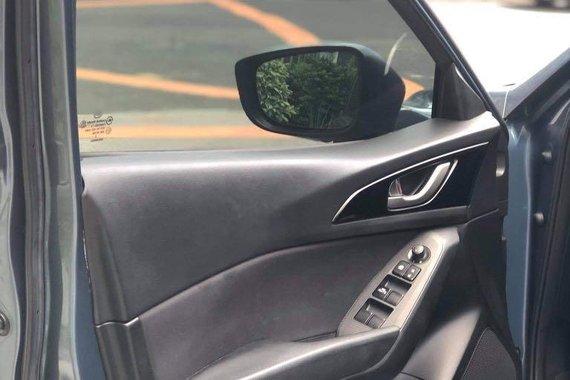 Blue Mazda 3 2016 for sale in Makati