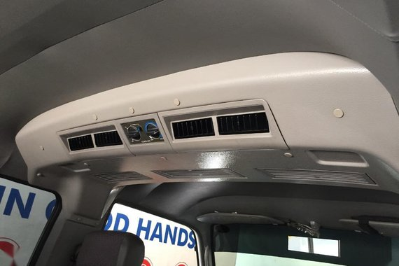 White Nissan Urvan 2012 for sale in Cabuyao