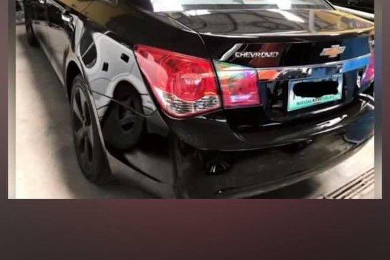 Selling Black Chevrolet Cruze 2011 in Makati