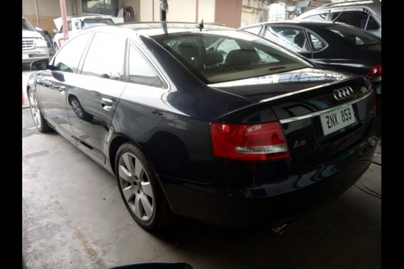 Selling Blue Audi A6 1998 in Pasig