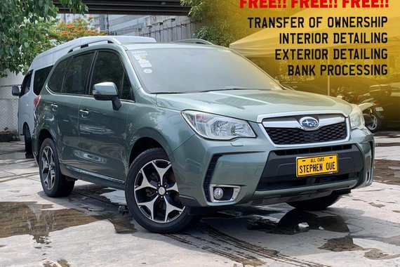 Second hand 2015 Subaru Forester SUV / Crossover for sale