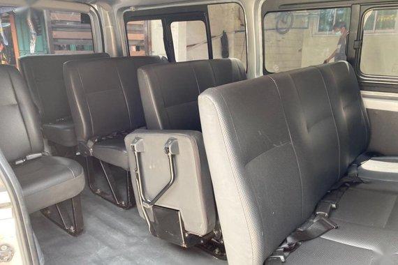 Selling Silver Toyota Hiace 2019 in Bulakan