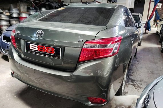 Selling Silver Toyota Vios 2018 in Quezon